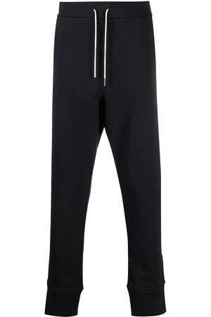 Jil Sander Drop-crotch track pants