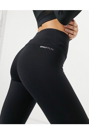 Only Play Ženy Legíny - Shape training leggings in black