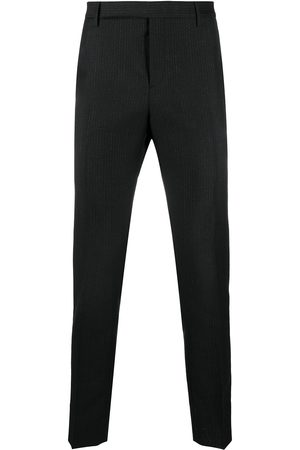 Saint Laurent Pinstriped tailored trousers