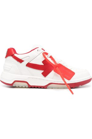 Off-White OOO SNEAKERS WHITE RED