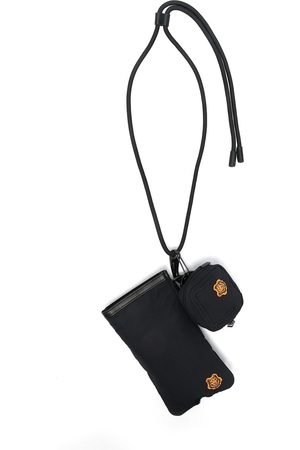 Kenzo Logo-patch phone holder