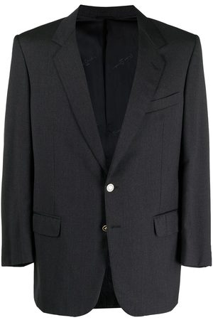 Pierre Cardin Pre-Owned 1990s contrasting lapel blazer