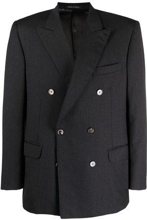 Pierre Cardin Pre-Owned 1980s peak lapels double-breasted blazer