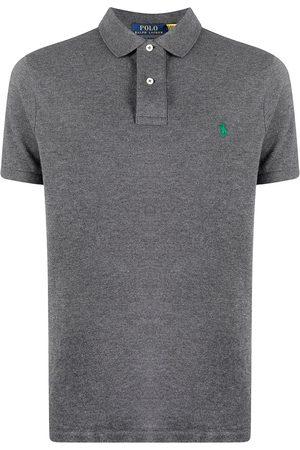 Polo Ralph Lauren Logo-patch short-sleeved polo shirt