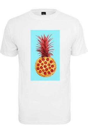 Mister Tee Tričko 'Pizza Pineapple