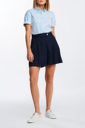 GANT Šortky D2. Stretch Linen Shorts