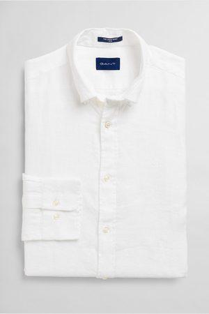 GANT Košile Slim Linen Shirt Bd