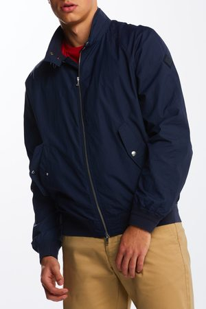 GANT Muži Vesty - Bunda D1. Nylon Harrington Jacket