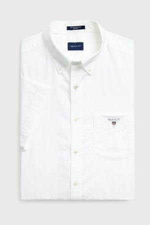 GANT Muži S krátkým rukávem - Košile Reg Broadcloth Ss Bd