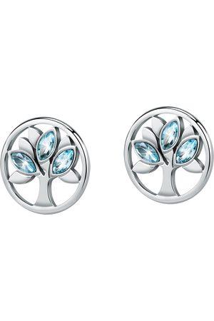 Morellato Ženy Náušnice - Nadčasové ocelové náušnice Strom života Vita SATD22