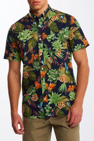 GANT Košile D2. Reg Humming Garden Bd Ss