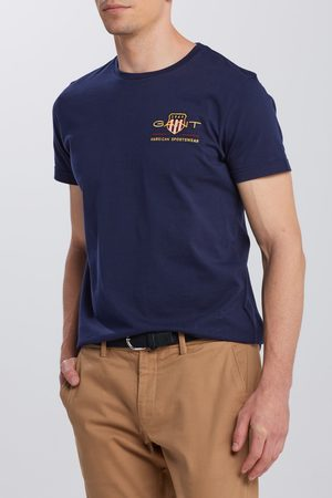 GANT Tričko Archive Shield Emb Ss T-Shirt