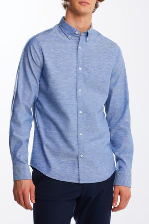 GANT Košile D1. Slim Bd Cotton Silk Oxford