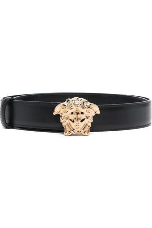 Versace Medusa-buckle belt