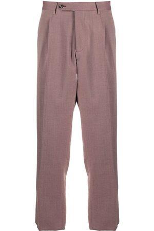 Etro Straight-leg tailored trousers