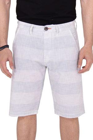 Pepe Jeans Muži Šortky - Pánské prhované šortky Callen