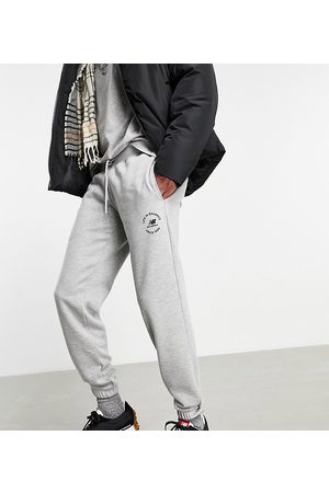 New Balance Life in balance joggers in grey - exclusive to ASOS
