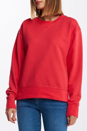 Gant Mikina Original C-Neck Sweat