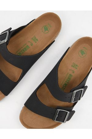 Birkenstock Muži Sandály - Vegan Arizona sandals in black