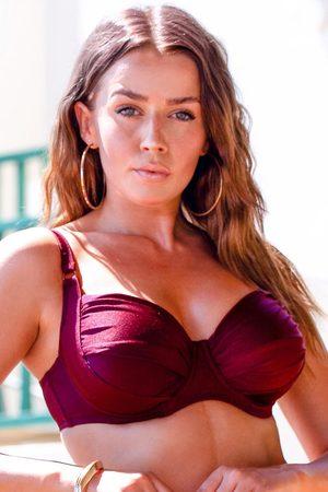 Volin Horní díl dámských plavek Chloe Grape