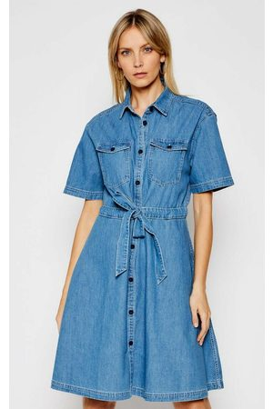 Tommy Hilfiger Dámské džínové šaty