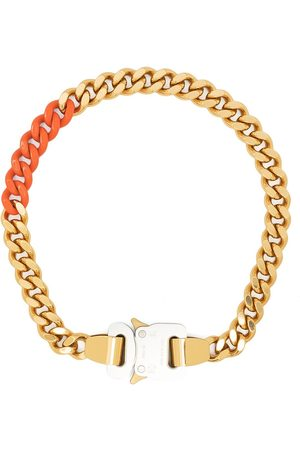 adidas Curb chain buckle necklace