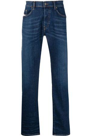 adidas Mid rise straight-leg jeans