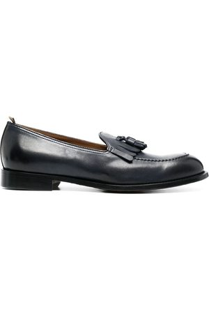 adidas Harley leather loafers