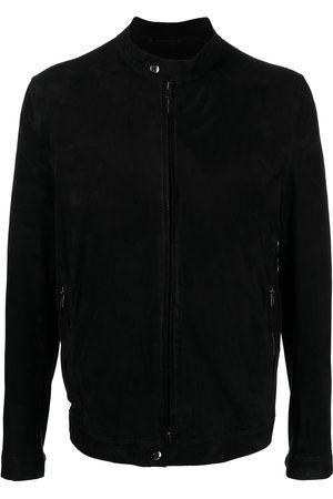 adidas Zipped bomber jacket