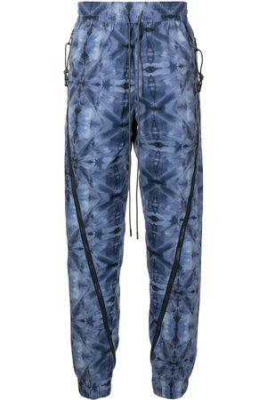 adidas Kaleidoscope zipped jogging trousers