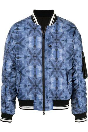 adidas Kaleidoscope bomber jacket