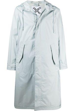 adidas Rear logo raincoat