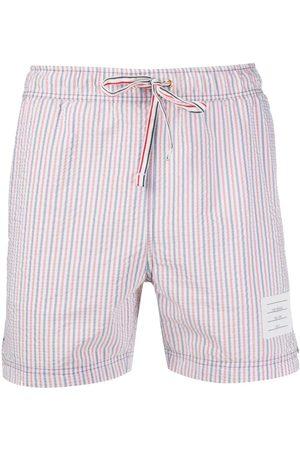 adidas RWB seersucker swim shorts