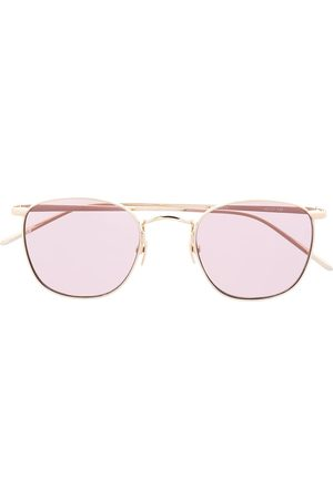 adidas Simon square frame tinted sunglasses