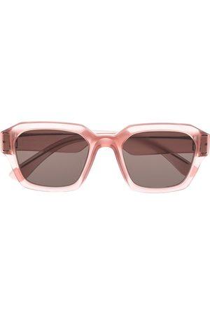 MYKITA Sluneční brýle - X Maison Margiela rectangle frame sunglasses