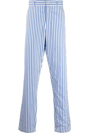 adidas Striped tailored trousers