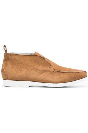 adidas Loafer leather boots
