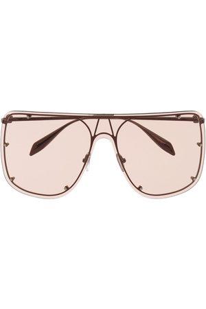 adidas Oversized-frame sunglasses