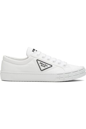 adidas Wheel Cassetta lace-up sneakers