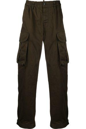 adidas Wide-leg cargo trousers