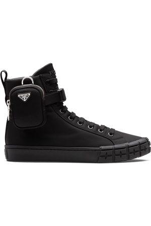 adidas Wheel Re-Nylon high-top sneakers