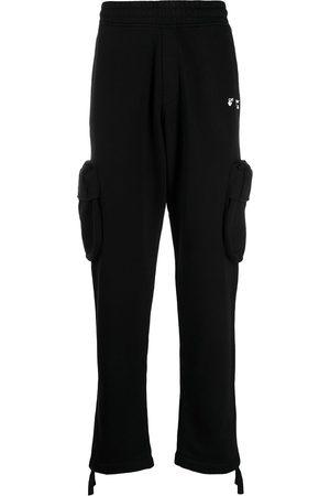 adidas Logo-print cargo track pants