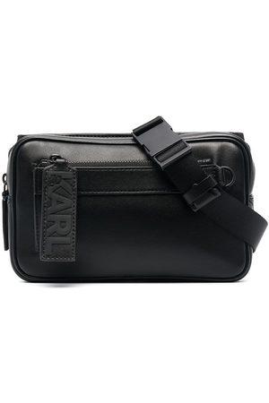 adidas K/Karl leather belt bag