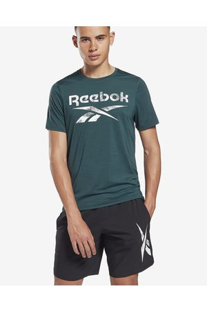 Reebok Workout Ready Activchill Graphic Triko