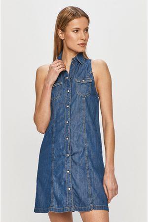 Pepe Jeans Džínové šaty Jess