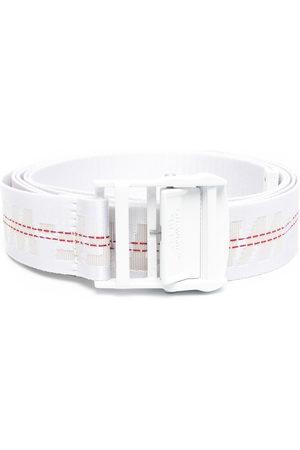 OFF-WHITE Industrial logo-embellished belt