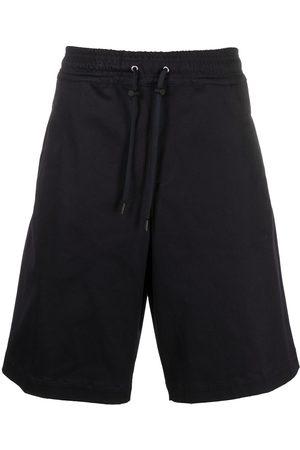 Neil Barrett Knee-length track shorts