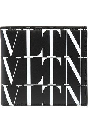 VALENTINO GARAVANI VLTN Times bi-fold wallet