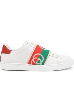 Gucci Ace elastic Web sneakers
