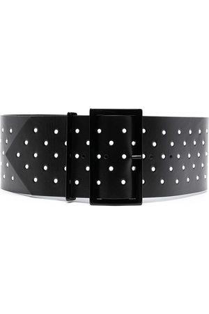 Serafini Polka-dot waist belt